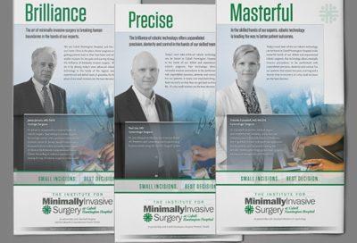 Barnes Agency Work Example - Healthcare Ad