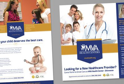 Barnes Agency Work Example - MVA Health Centers Featured Image