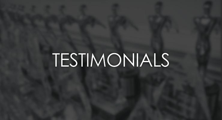 Barnes Agency - Testimonials