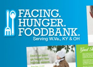 Barnes Agency Work - Facing Hunger Foodbank Featured