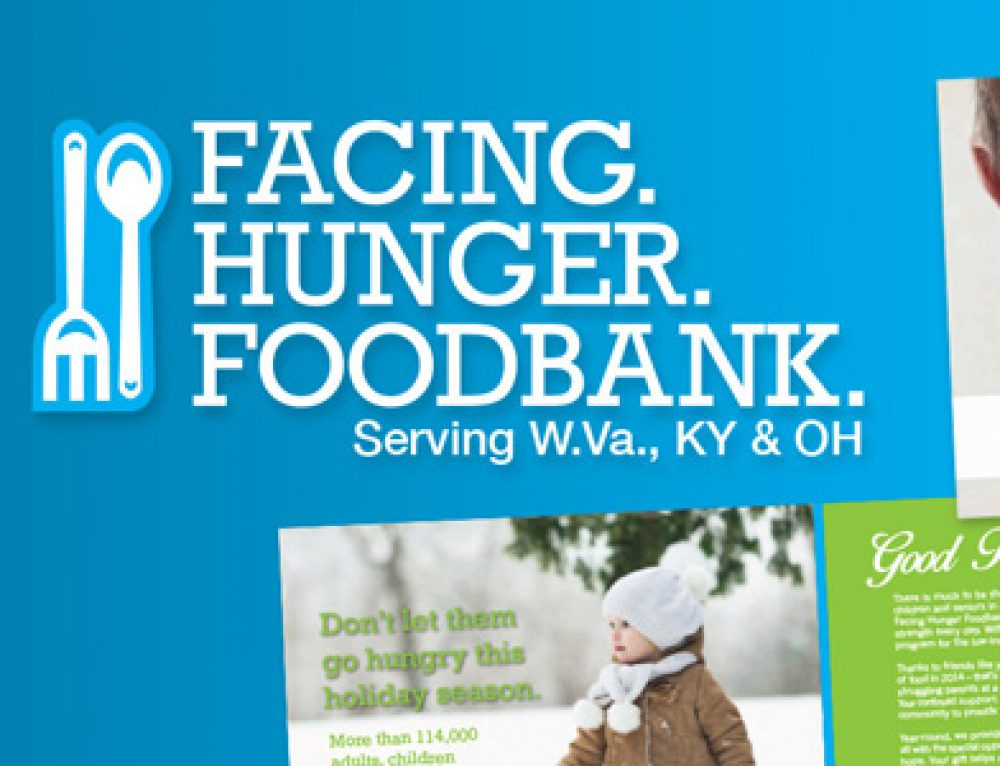 Facing Hunger Foodbank Print
