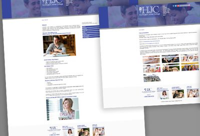 Barnes Agency Work - Huntington Junior College Website Featured