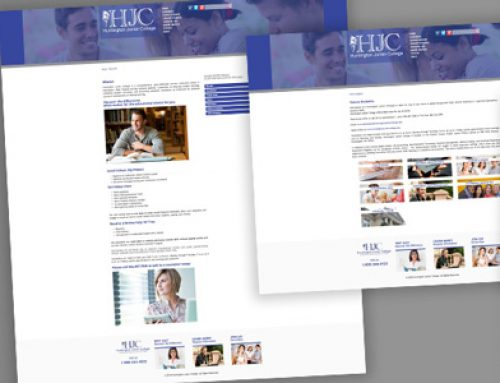 Huntington Junior College Website