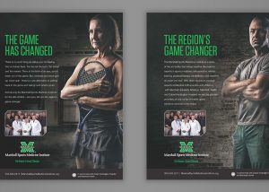 Barnes Agency Work - MSMI Print Ad