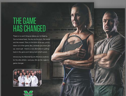 Marshall Sports Medicine Institute Print