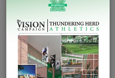 Barnes Agency Work - Marshall University Vision Campaign Featured