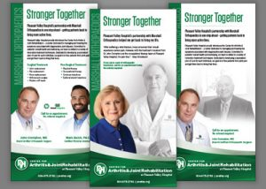 Barnes Agency Work - Pleasant Valley Hospital Ad Featured Image