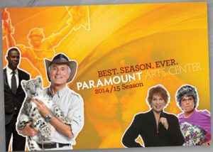 Barnes Agency Work - Paramount Arts Center Featured