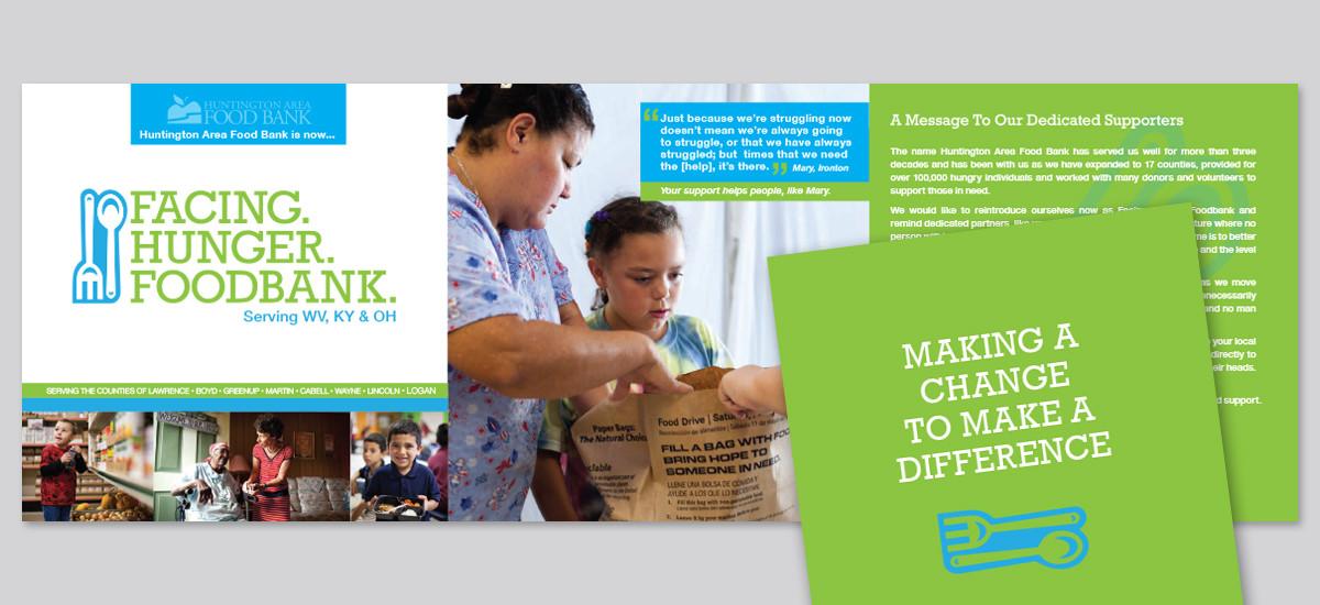Barnes Agency Work - Facing Hunger Foodbank 2