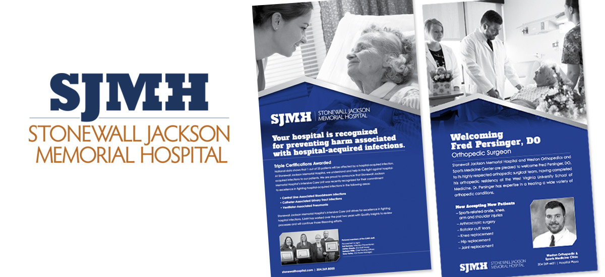 Barnes Agency Work - Stonewall Jackson Memorial Hospital Print