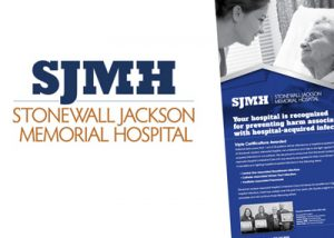 Barnes Agency Work - Stonewall Jackson Memorial Hospital Print Featured