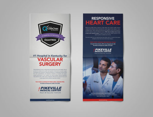 Pikeville Medical Center Heart Institute: Print