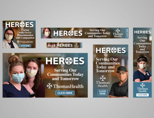 Thomas Health Healthcare Heroes: Digital
