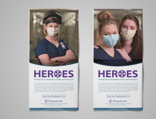 Thomas Health Healthcare Heroes: Print