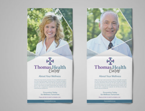 Thomas Health Cares: Print